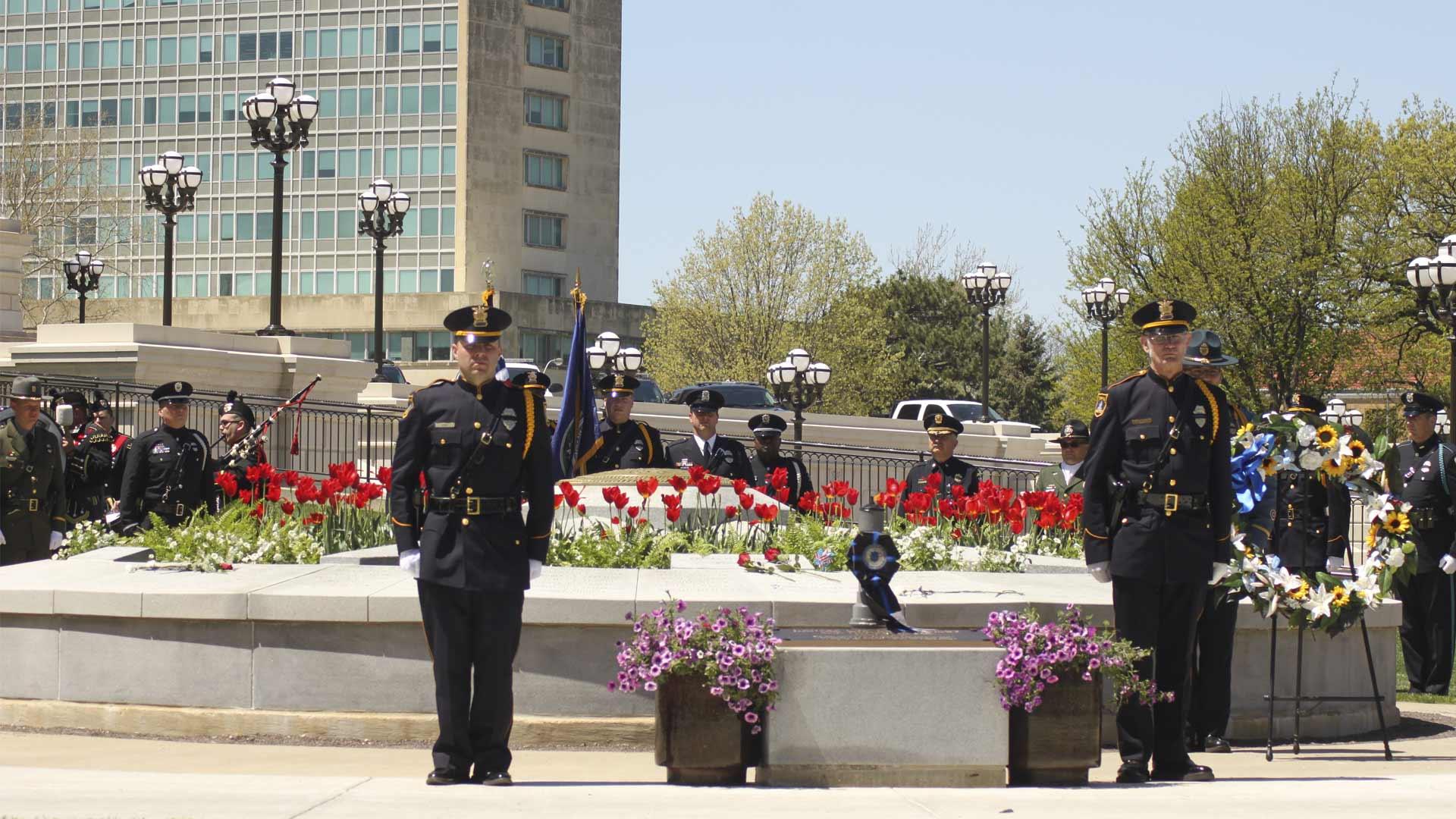 Officers Memorial Layer-46